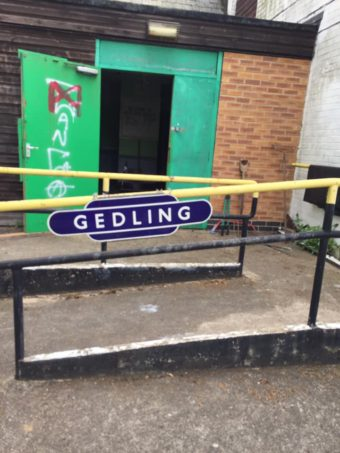Station Clear Up – April 14th